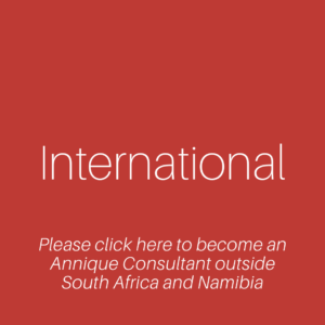 Become an Annique Consultant Internationally and Sell Rooibos Products