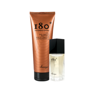 180° EDT 30ml + 180° 3-in-1 Face, Hair & Body Wash