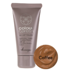 Velvet Touch Natural Foundation: Coffee 30ml